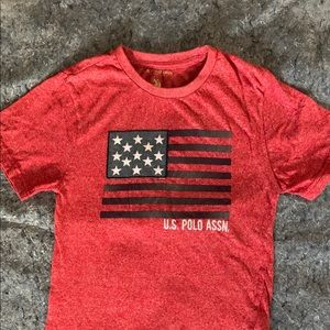 Boys Polo brand T shirt sz 8